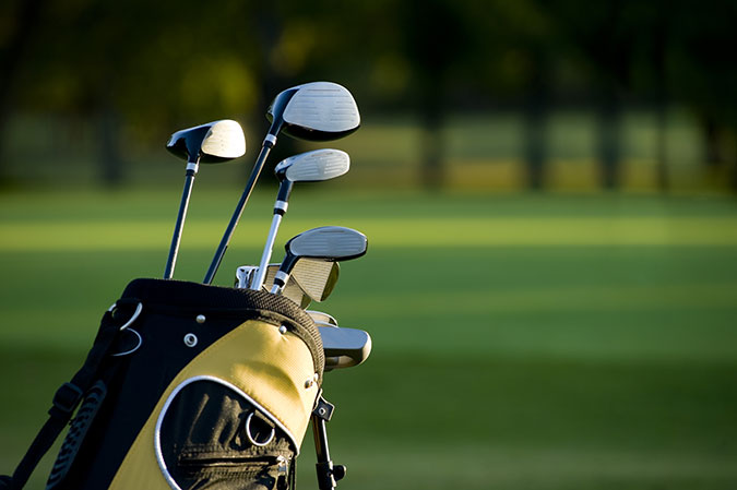 ゴルフ初心者が用意すべきクラブ