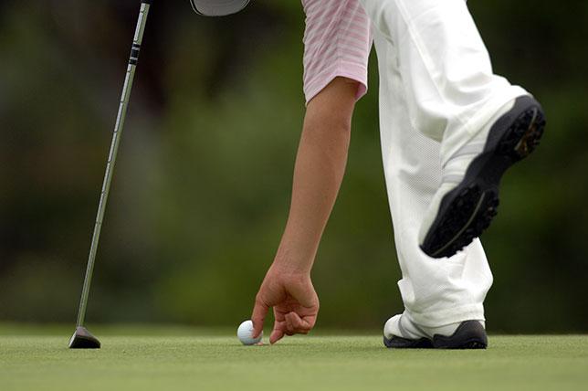 ゴルフ初心者に必要なマーカー