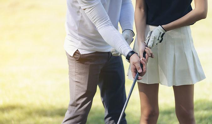 ゴルフ初心者がラウンドするまでの期間はいつか