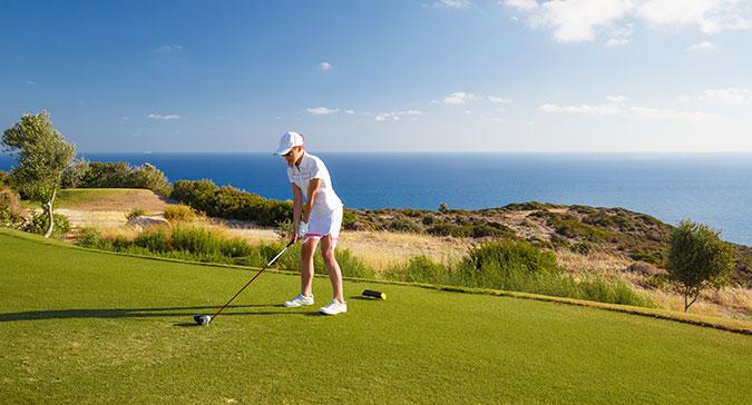 ゴルフ初心者のラウンドの平均スコアとは