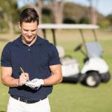 ゴルフ初心者のスコアについて