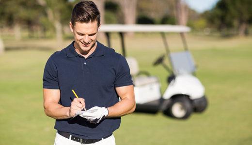 【ゴルフ初心者必見!】初ラウンドのスコアを上げる方法3つ