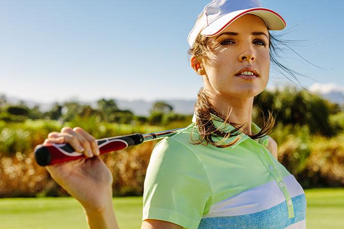 ゴルフ女子初心者の基本マナー
