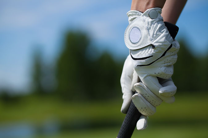 ゴルフ初心者向けのグローブの選び方