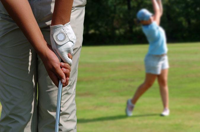 ゴルフグローブの種類