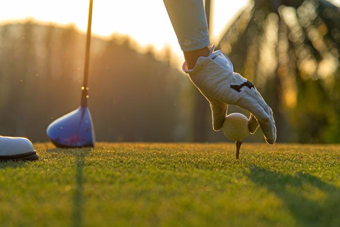 ゴルフ初心者にオススメのグローブ