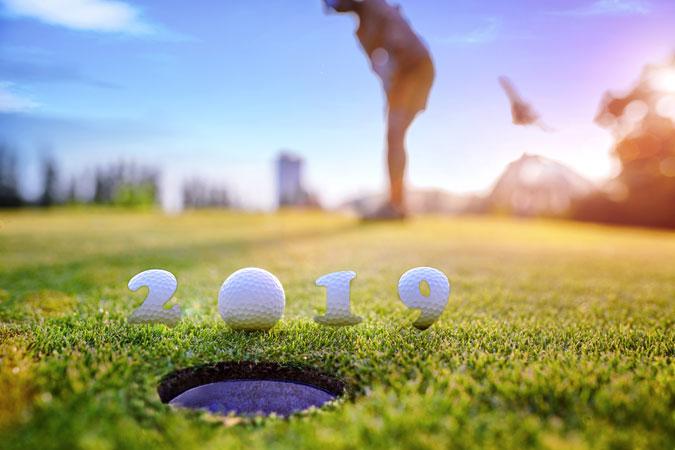 2019年からの新ゴルフ改定について