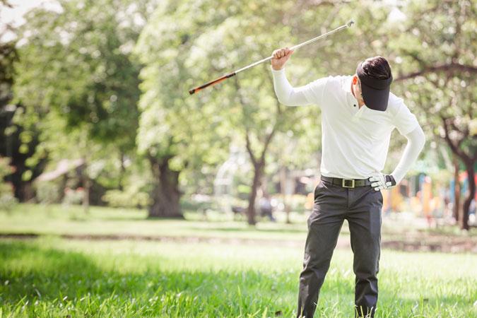 初心者のゴルフミスの中でも知るべきルール