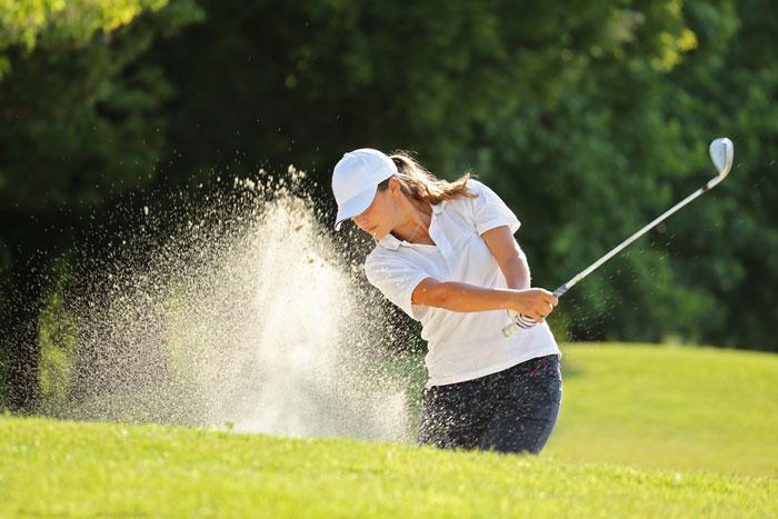 ゴルフ初心者が知っておくべき初心者のスイング方法