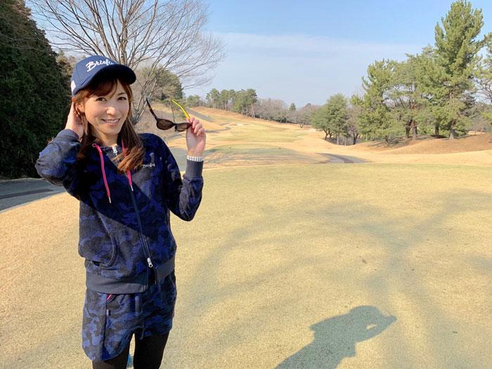 ゴルフリッチ女子のコラム