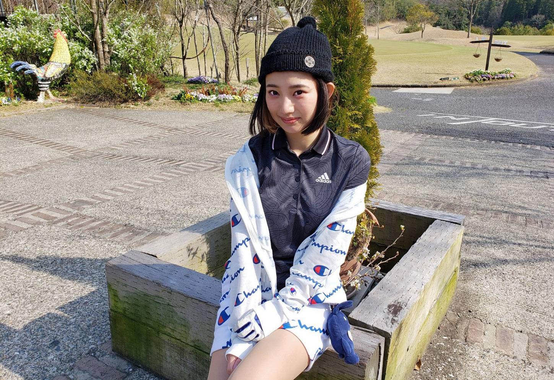 ゴルフリッチの女子コラム:保坂玲奈さんモデル