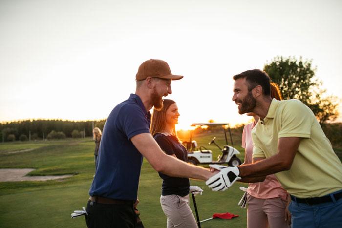 初心者でもひとりゴルフは可能