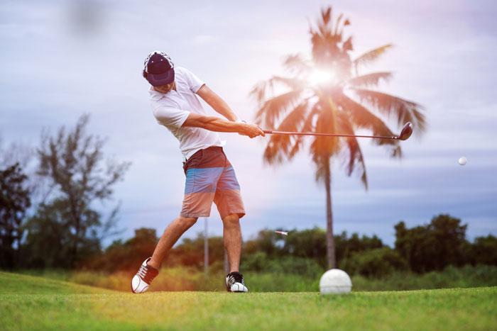ゴルフドライバーのスライスの直し方4つ