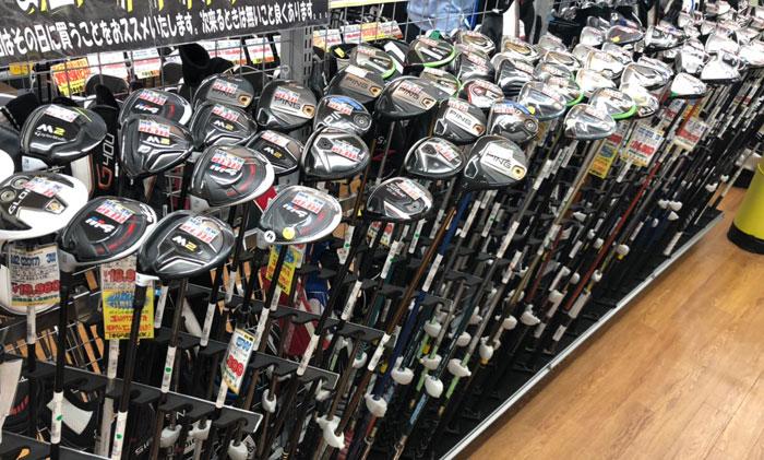 ゴルフ初心者が中古クラブのドライバーを選ぶ際のポイント