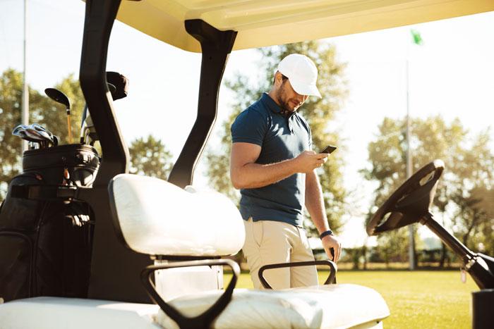 ゴルフ接待で守るべき注意点4つ