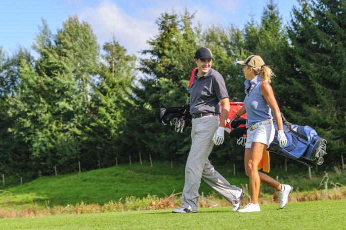 ゴルフを趣味にする際のモチベーションの持続法2つ