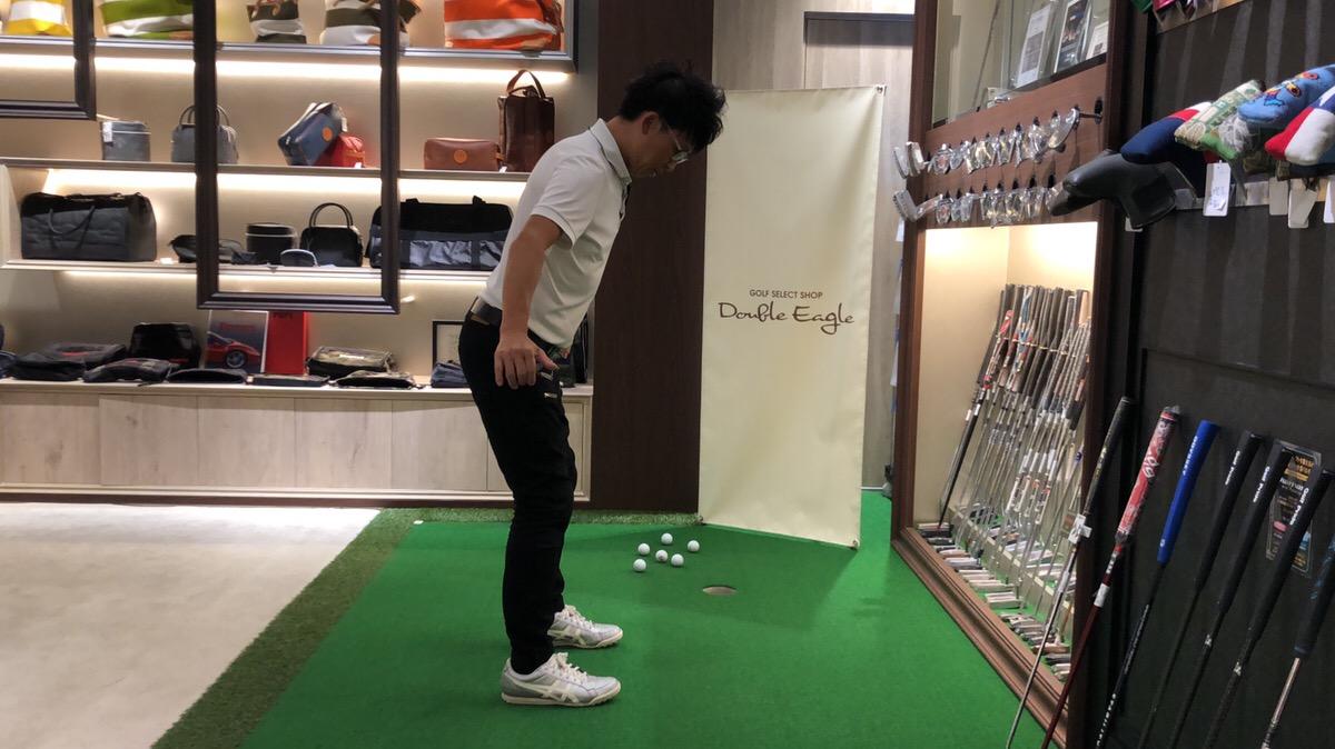 ゴルフ初心者がスイングの前に知っておくべき構え方