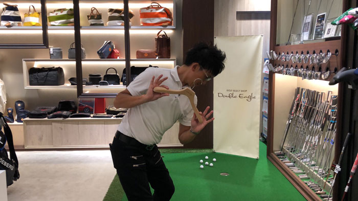 ゴルフ初心者が基本スイングを学ぶ際に重要なバックスイング