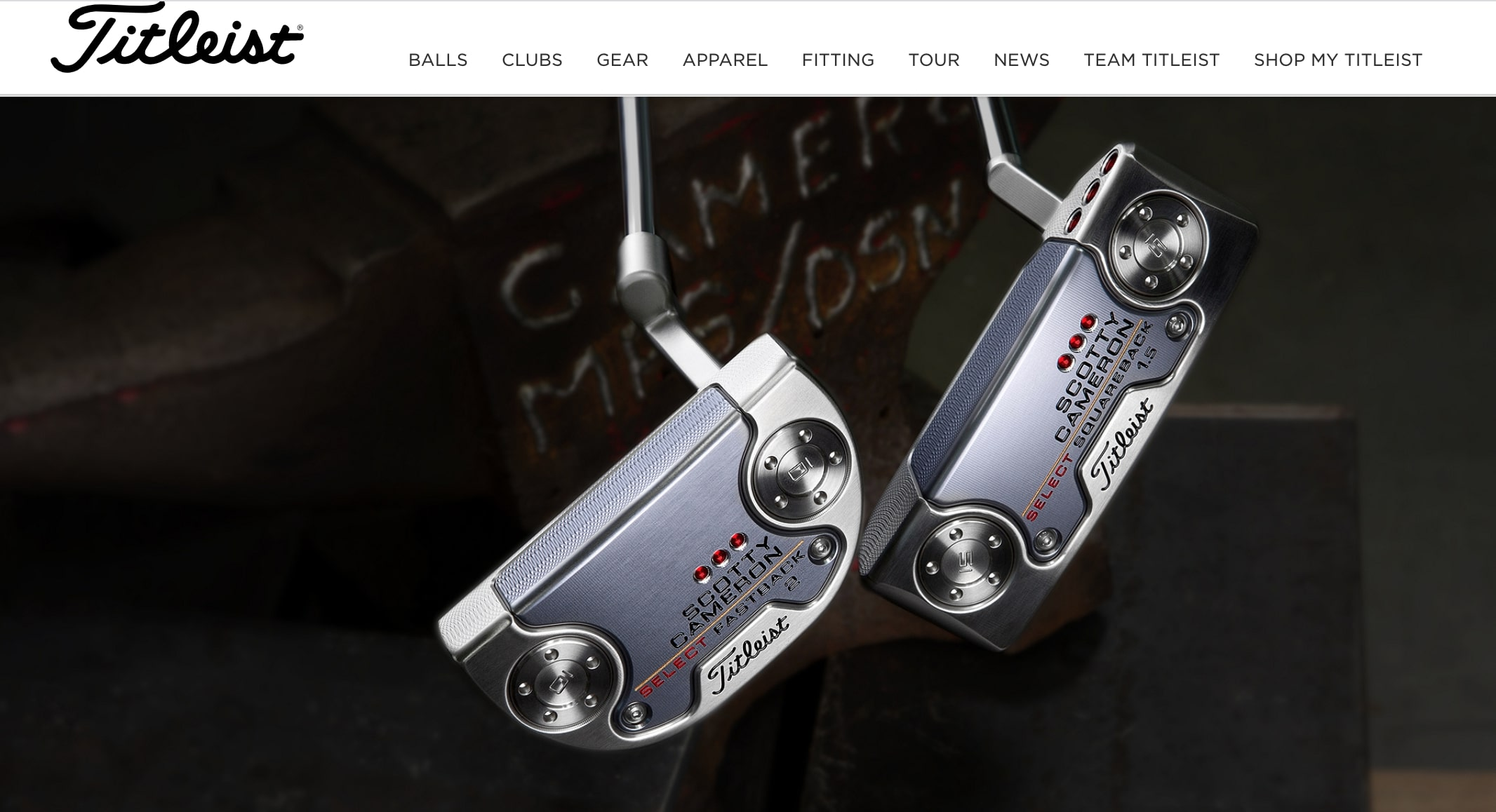 ゴルフパターの選び方:ピン型ならスコッティキャメロン