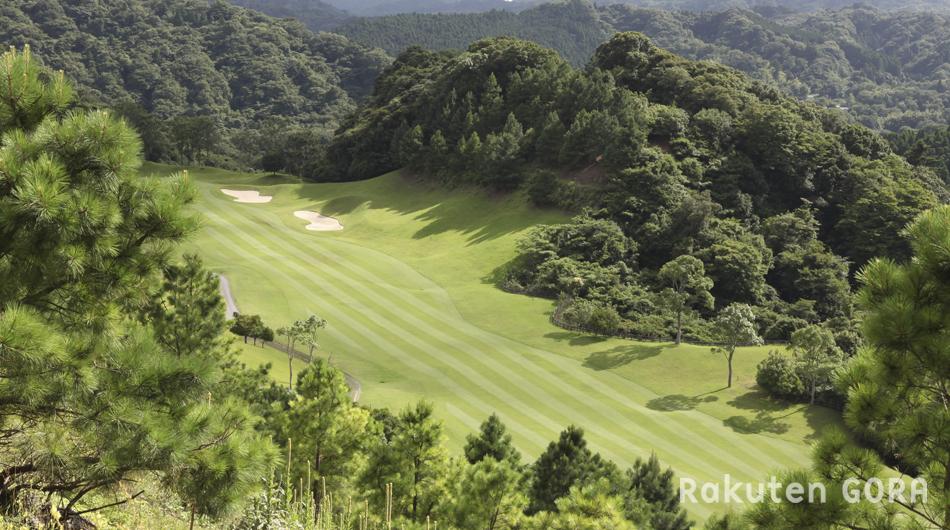 初心者におすすめの千葉ゴルフ場12:亀山湖カントリークラブ