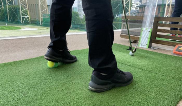 ゴルフの体重移動でおすすめの練習方法をドリルで紹介