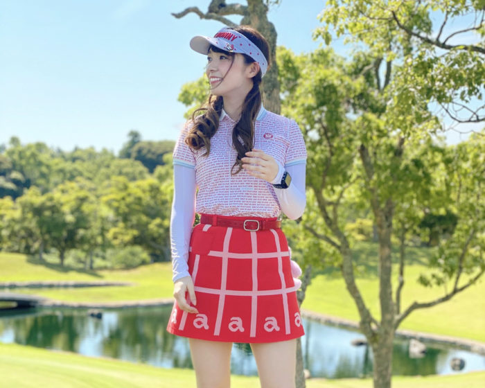 ゴルフ女子初心者のさえみるさん