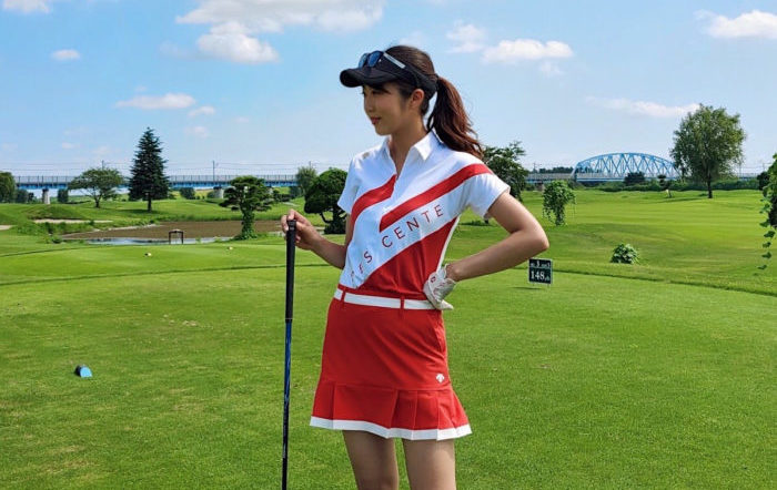ゴルフ女子初心者の柴田花菜さんがゴルフを始めたきっかけ