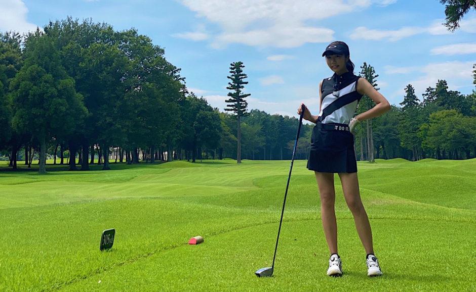 ゴルフ女子初心者の柴田花菜さんがゴルフにはまったきっかけ